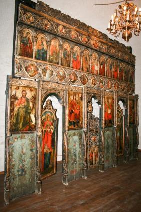 Exponate din muzeu / Foto: arhiva Mănăstirii Pângărați